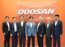 Doosan Material Handling executive team