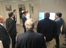 Doosan meeting presentation viewing