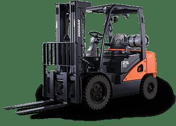 LPG Forklifts