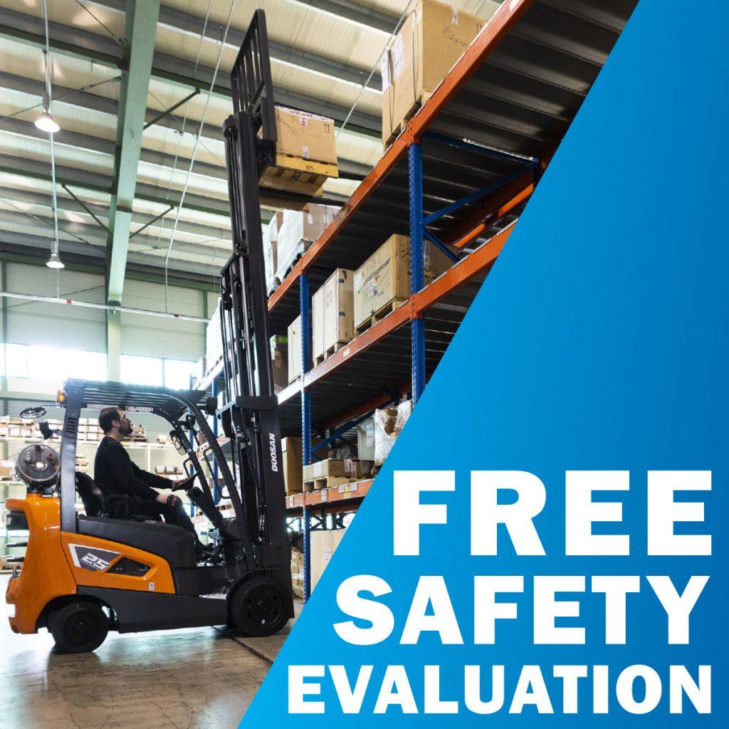 free forklift safety evaluation